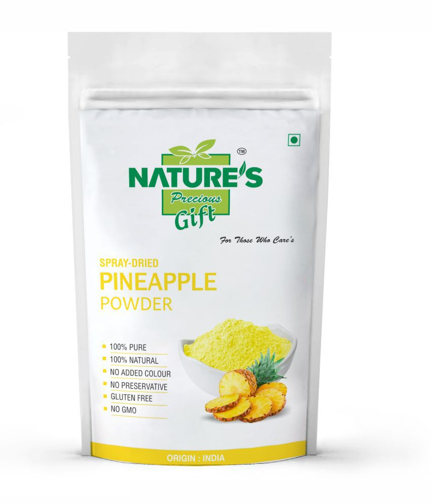 Nature's Gift Pineapple Powder Smoothie 400 gm