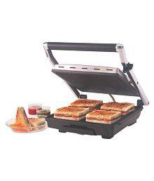 Borosil BGRILLSS23 2000 Watts Toaster & Griller