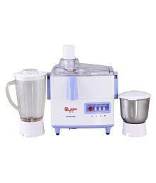 Quba JM-75 500 Watt 2 Jar Juicer Mixer Grinder