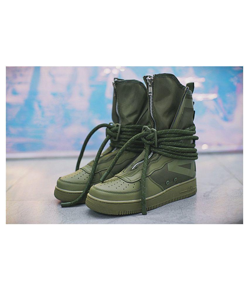 Buy NIKE Air Foars Long Shoes For Man