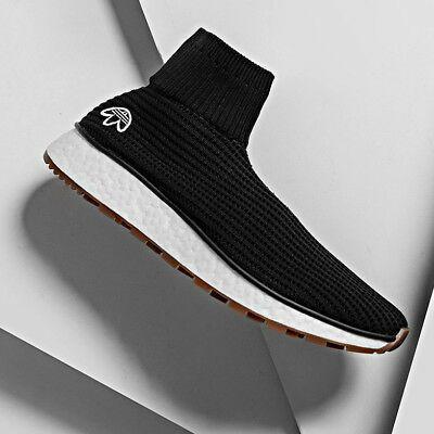 huge selection of d4414 093dc ADIDAS AW RUN CLEAN X ALEXANDER WANG Black Training Shoes ...