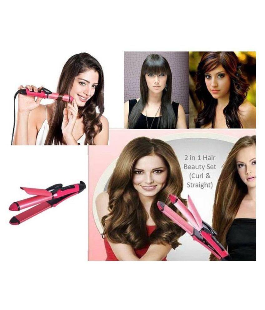 Nyalkaran HAIR STRAIGHTENER Hair Straightener ( MULTI )