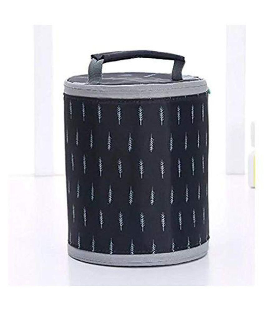 6f3e560012fa Printed Lunch Bag Portable Insulated Cooler Bags Thermal Food Picnic Lunch  Box Women Kids Lunch Box