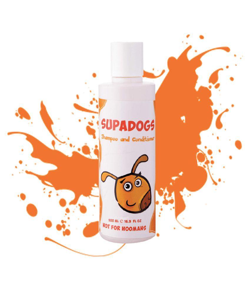 SUPADOGS Dog Shampoo & Conditioner 200ml