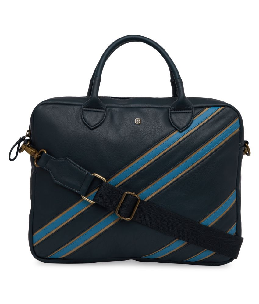 Horra Blue Laptop Cases