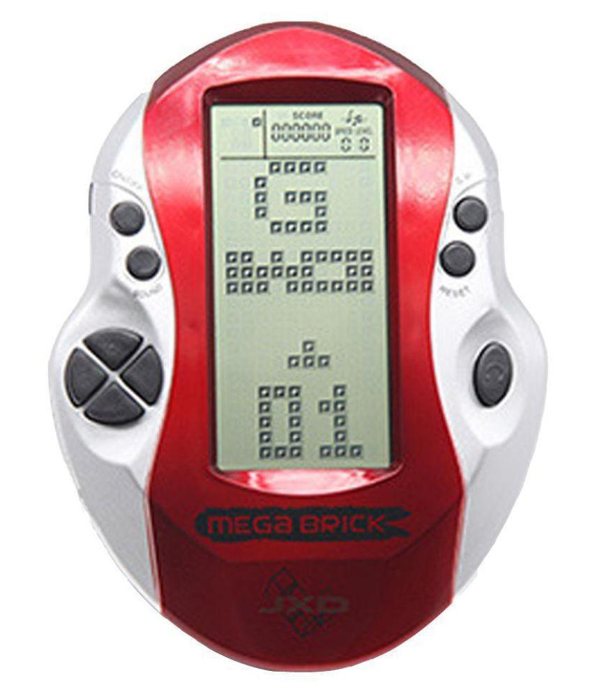 Kids Mini Portable Handheld Tetris Game Player Console
