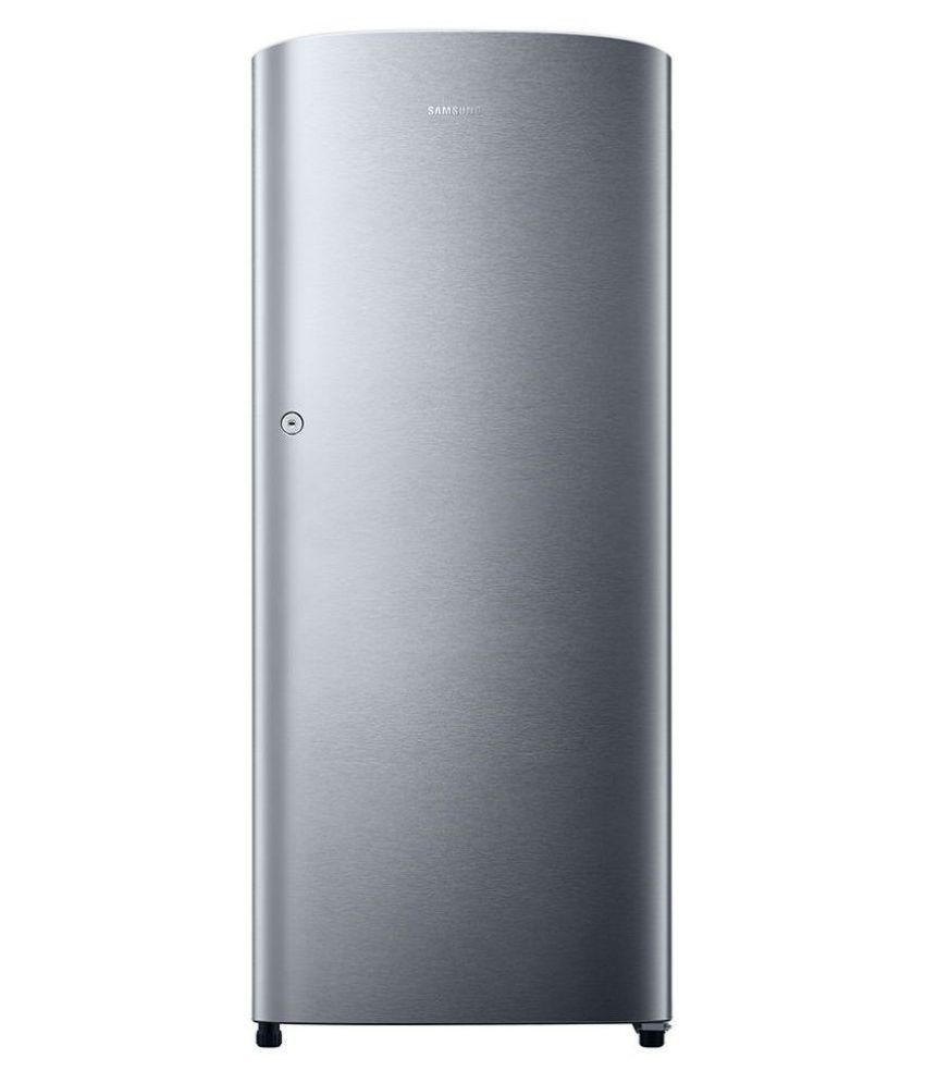 Samsung 192 Ltr 1 Star RR19J20C3SE Single Door Refrigerator   Silver