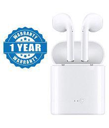 Captcha Twin Ear Buds Wireless Earphones With Mic