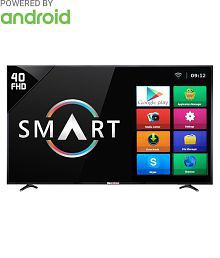 WESTWAY by Weston WEL-4000S 101 cm ( 40 ) Smart Android Full HD (FHD) LED Television