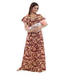 7dd335feeaa Maternity Nightwear  Buy Maternity Nightwear Online at Best Prices ...