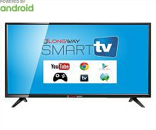 LONGWAY LW S7005 101.6 cm (40) Smart Android Full HD (FHD) LED Television