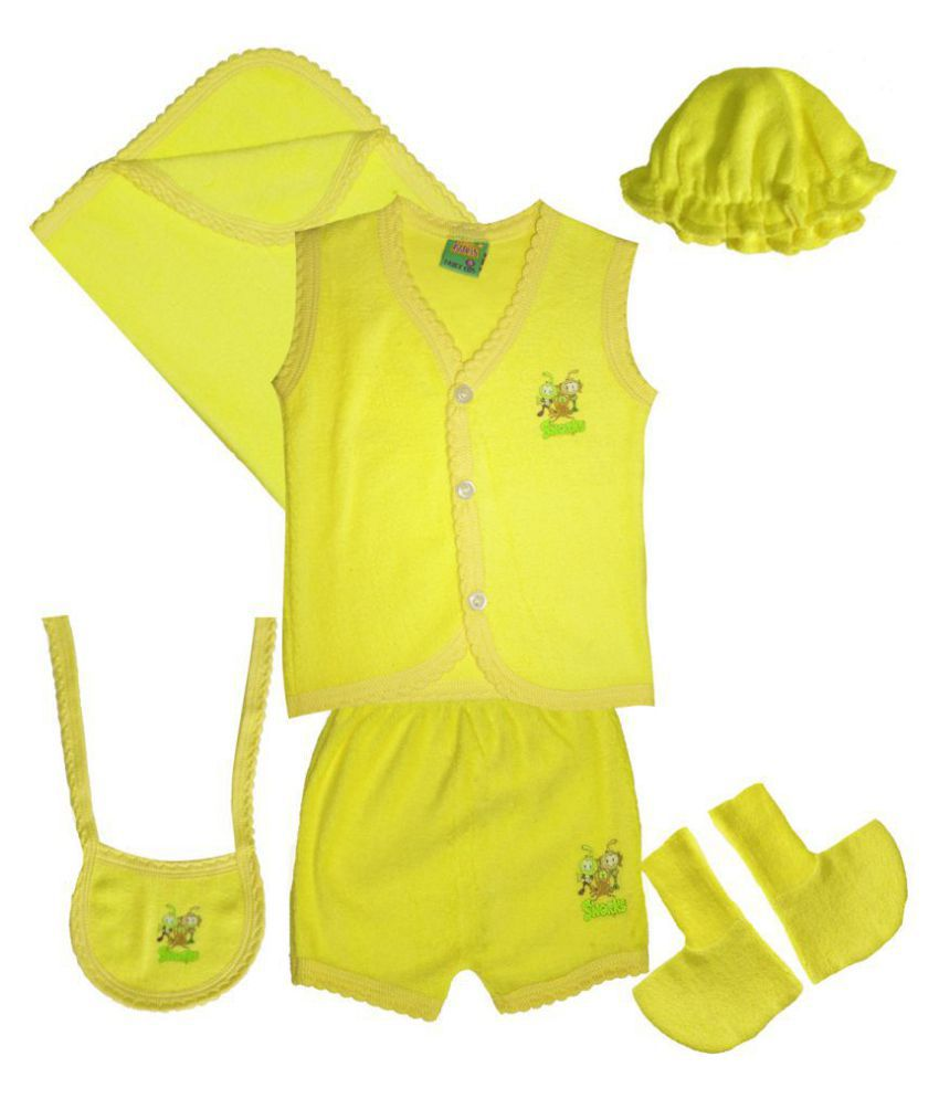 Awesome Kidz Pack of 6 Baby Gift set