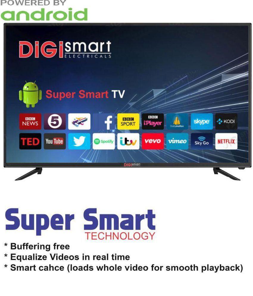 Vu Ultra Smart 123cm (49 inch) Full HD LED Smart TV(49SM)