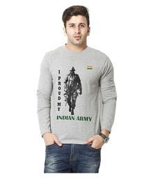 4dc78933 Printed T-Shirt: Buy Printed T-Shirt for Men Online at Low Prices in ...