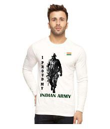 ae67d795 Printed T-Shirt: Buy Printed T-Shirt for Men Online at Low Prices in ...