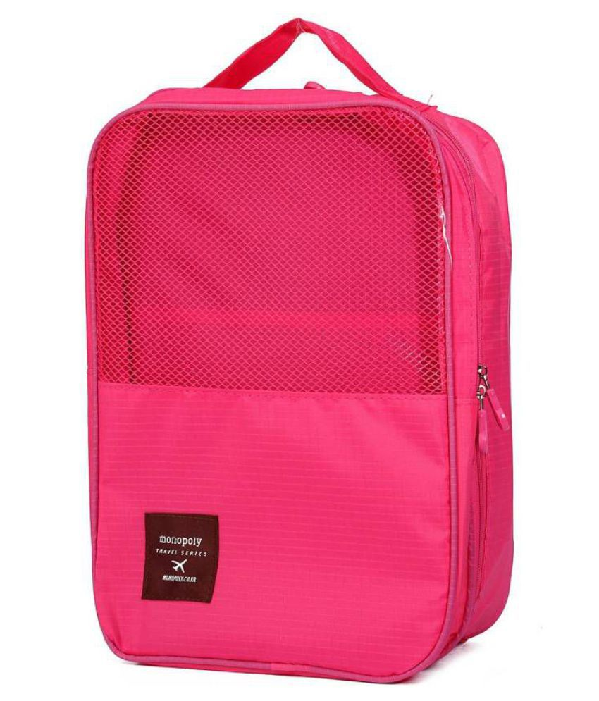 Everbuy Pink Shoe Cases - 1 Pc