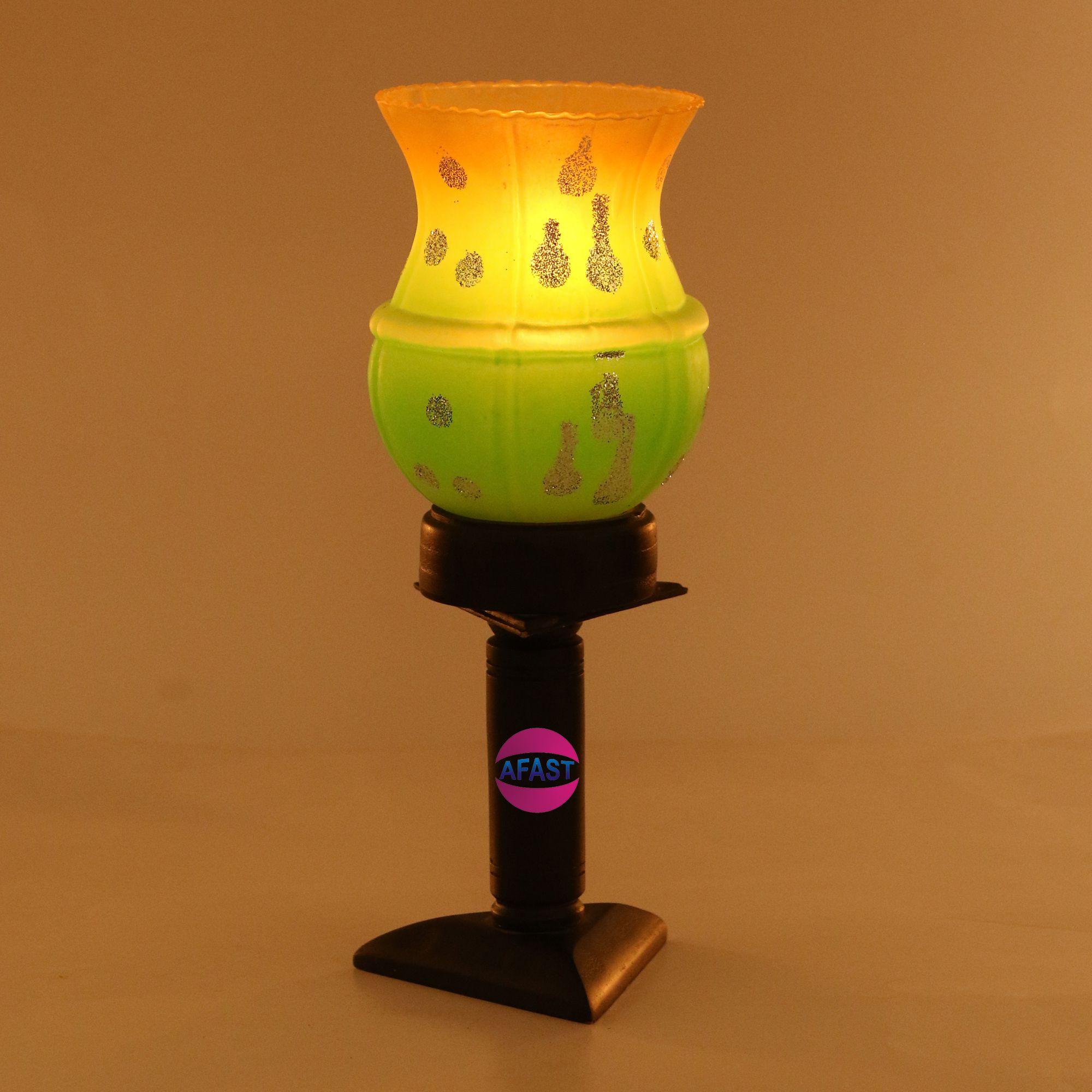 AFAST Green LED Tea Light - Pack of 1