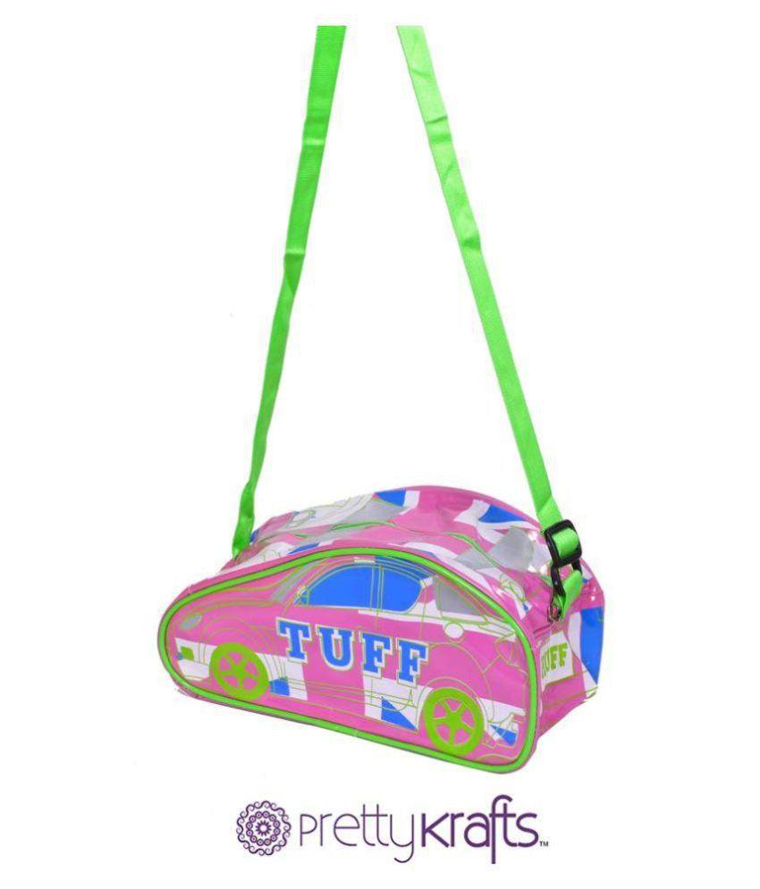PrettyKrafts Pink Travel Kit - 1 Pc