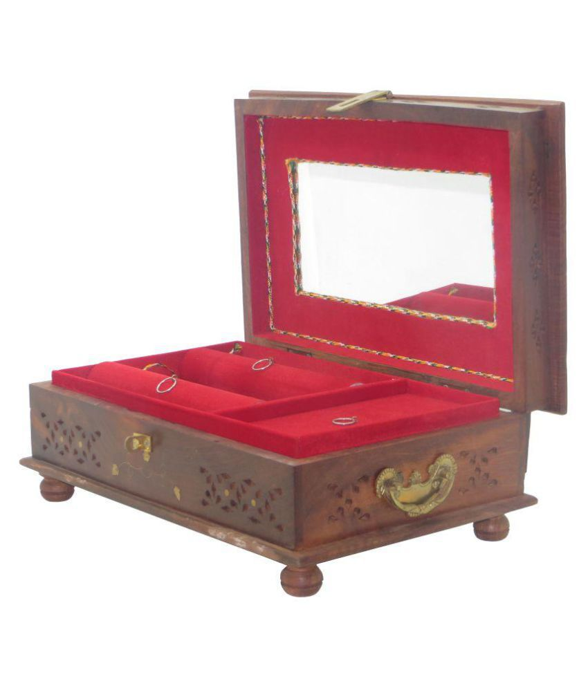 JEWELRY BOX / VANITY BOX / MAKEUP KIT BOX