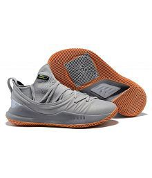 84a4309cf822e Quick View. Under Armour Curry 5 Low Grey Gray Basketball Shoes