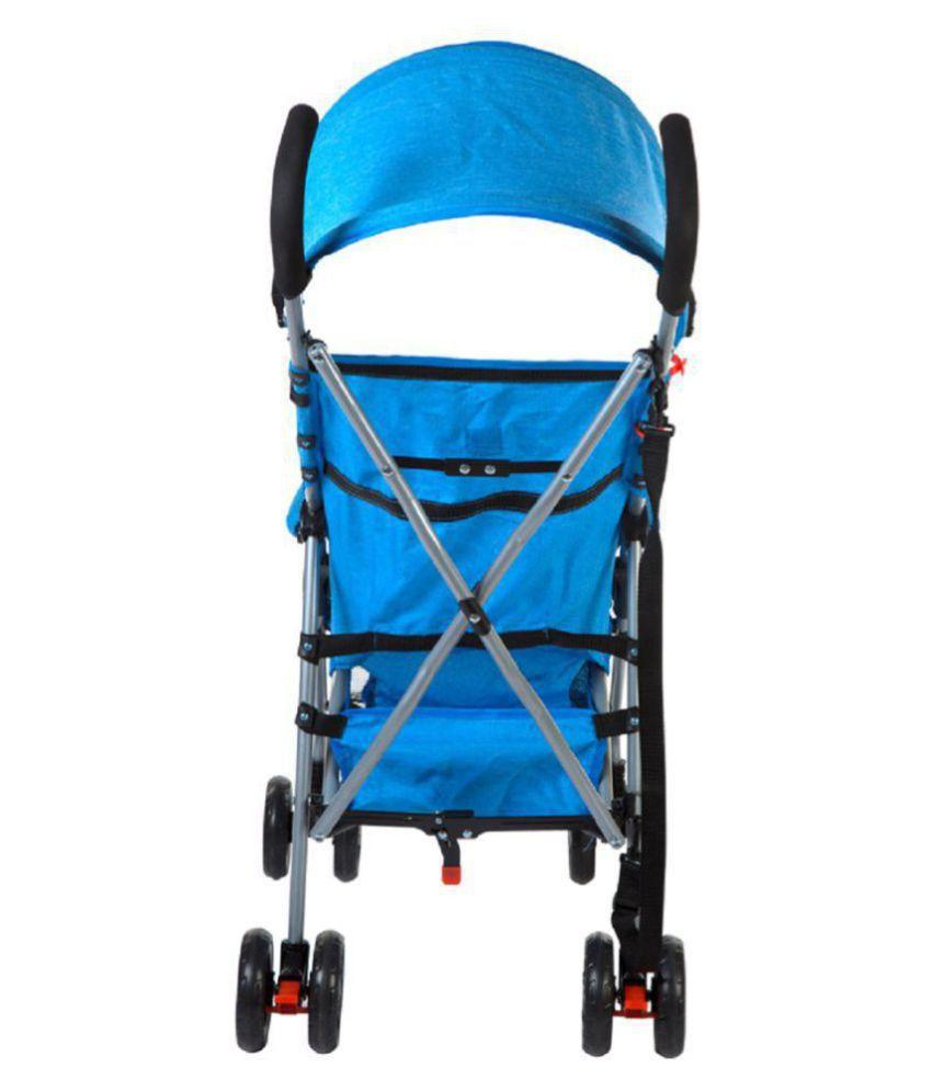 Mee Mee Baby Stroller (Blue) - Buy Mee Mee Baby Stroller ...