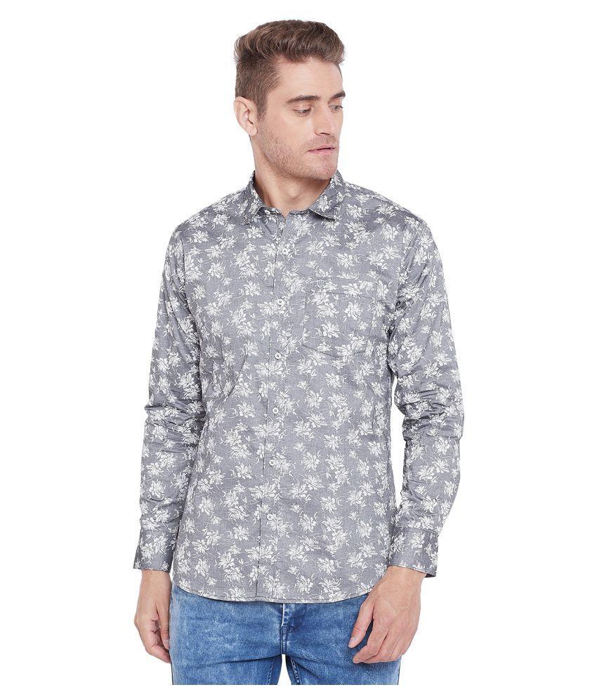 Duke 100 Percent Cotton Shirt