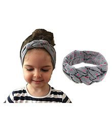 Band Bow Refreshment New Born Baby Girl Hats