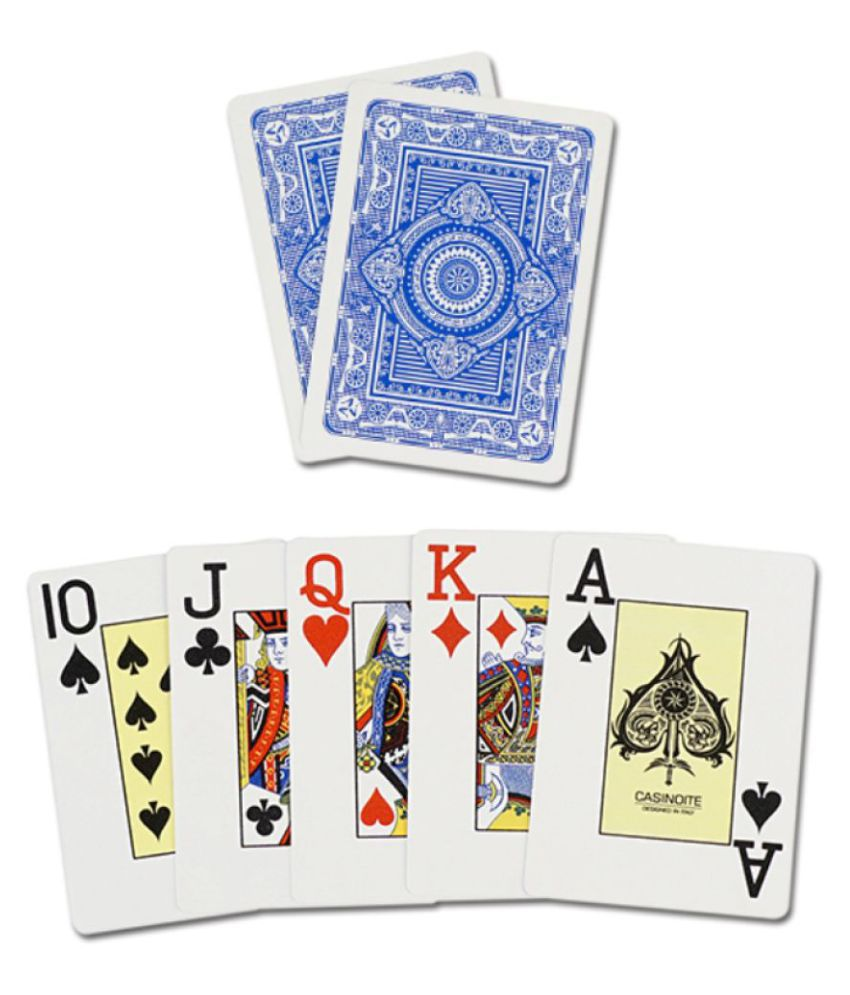 Plastic Playing Card at Best Price in India