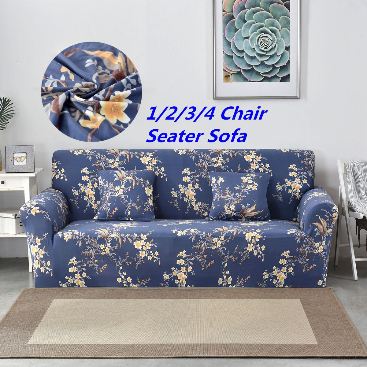 Slipcovers 1 2 3 4 Seater Sofa Cover