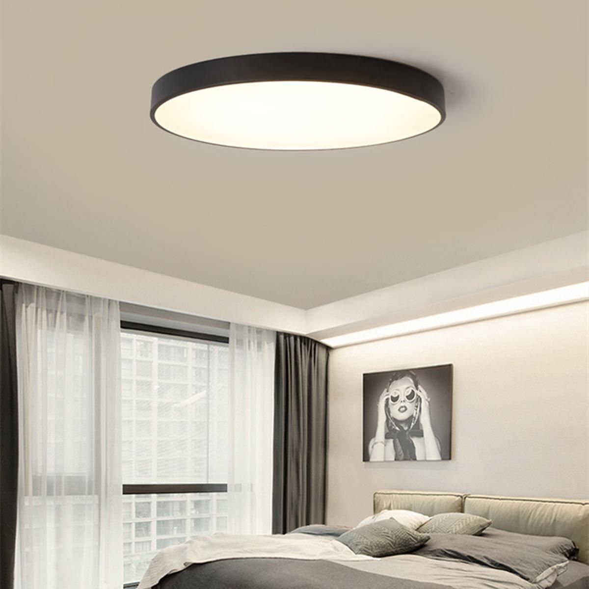 Led Round Modern Ceiling Light Home Bedroom Hallway Mount Fixture Lamp Decor Buy Led Round Modern Ceiling Light Home Bedroom Hallway Mount Fixture Lamp Decor Online At Low Price In India On