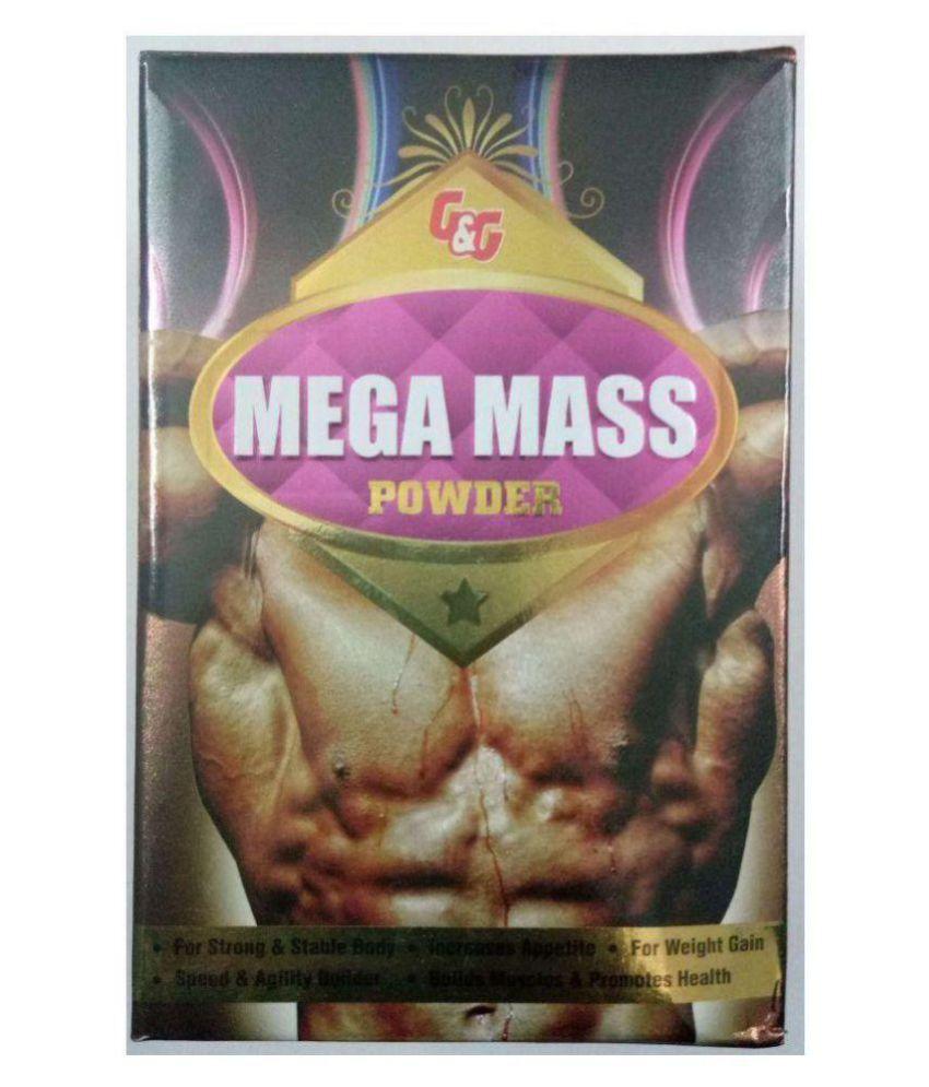 Ayurveda Cure Mega Mass (G&G) 300 gm Weight Gainer Powder