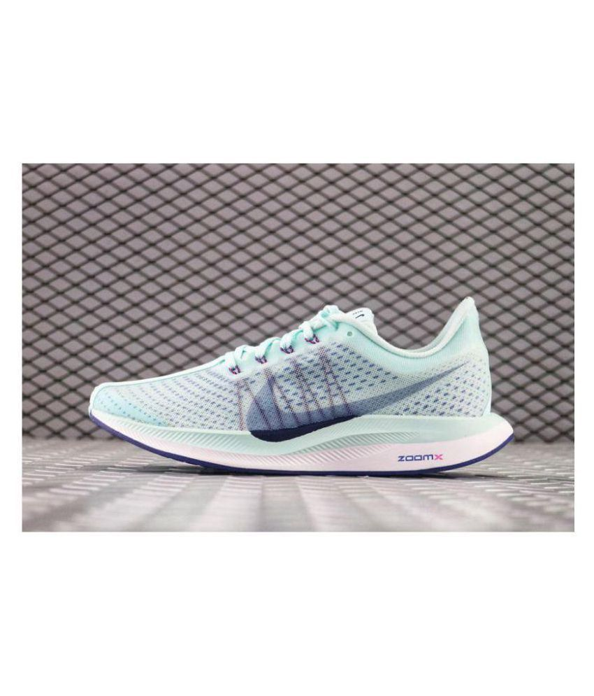 reputable site cc188 6a1a3 Nike ZOOM PEGASUS 35 TURBO Running Shoes Green