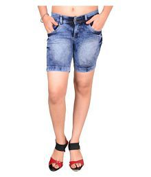 a121475ab8 Shorts for Women: Buy Women Shorts Online at Best Prices in India ...