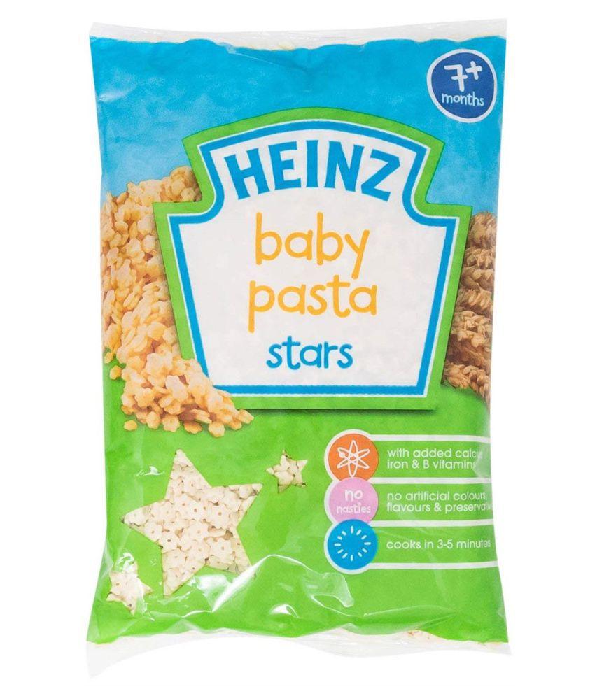 Heinz Pasta Snack Foods for Under 6 Months ( 250 gm )
