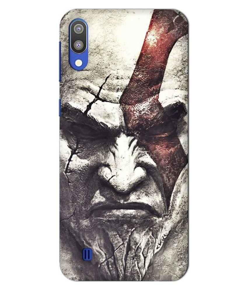 Samsung Galaxy M10 Printed Cover By GV GODESHWARAM