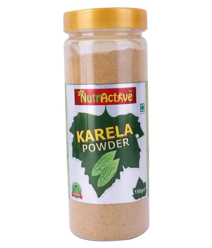 NutrActive Karela Powder 150 gm