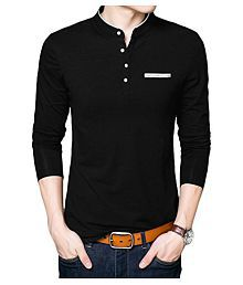 Eyebogler Black Full Sleeve T-Shirt