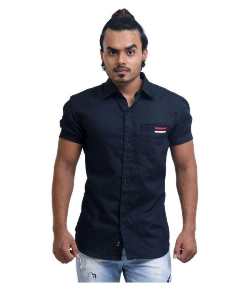 PP Shirts 100 Percent Cotton Shirt