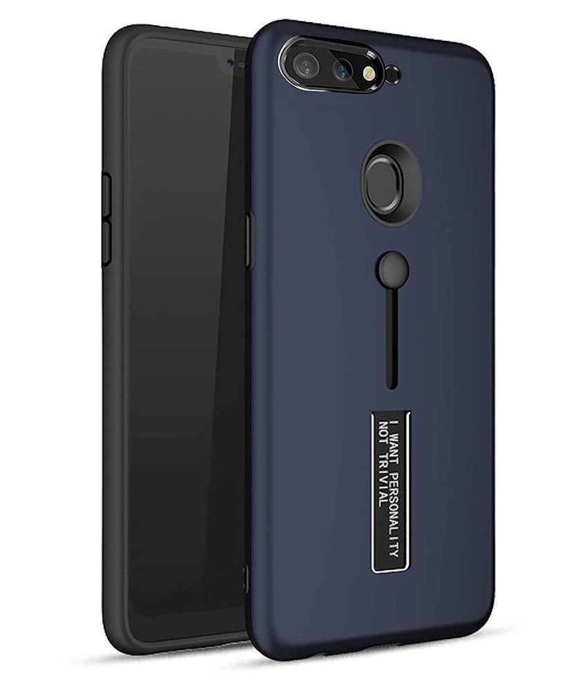 Honor 9 Lite Cases with Stands Hopsack - Multi