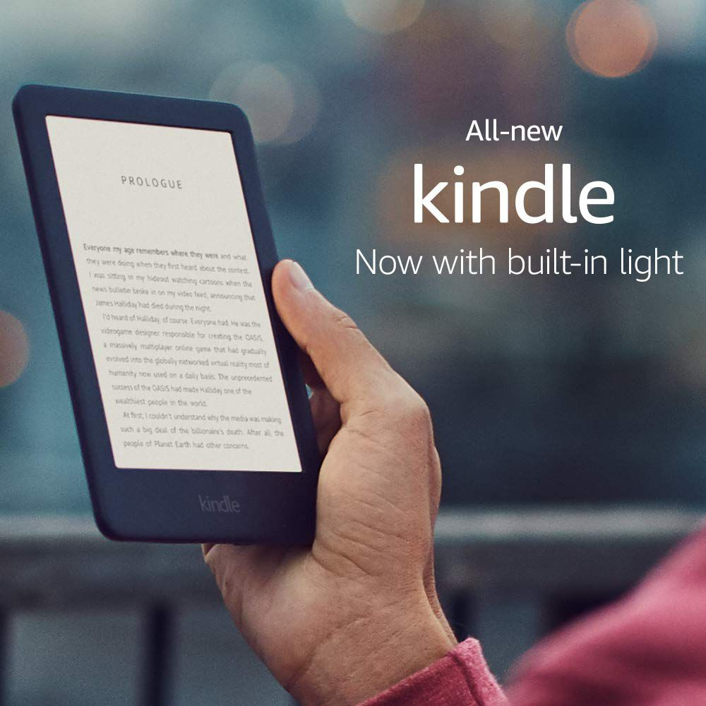 Kindle Paperwhite 4G Black ( 4G + Wifi , No Voice Calling )