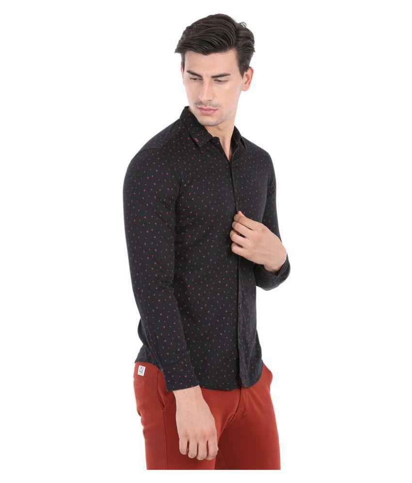 Spykar 100 Percent Cotton Shirt