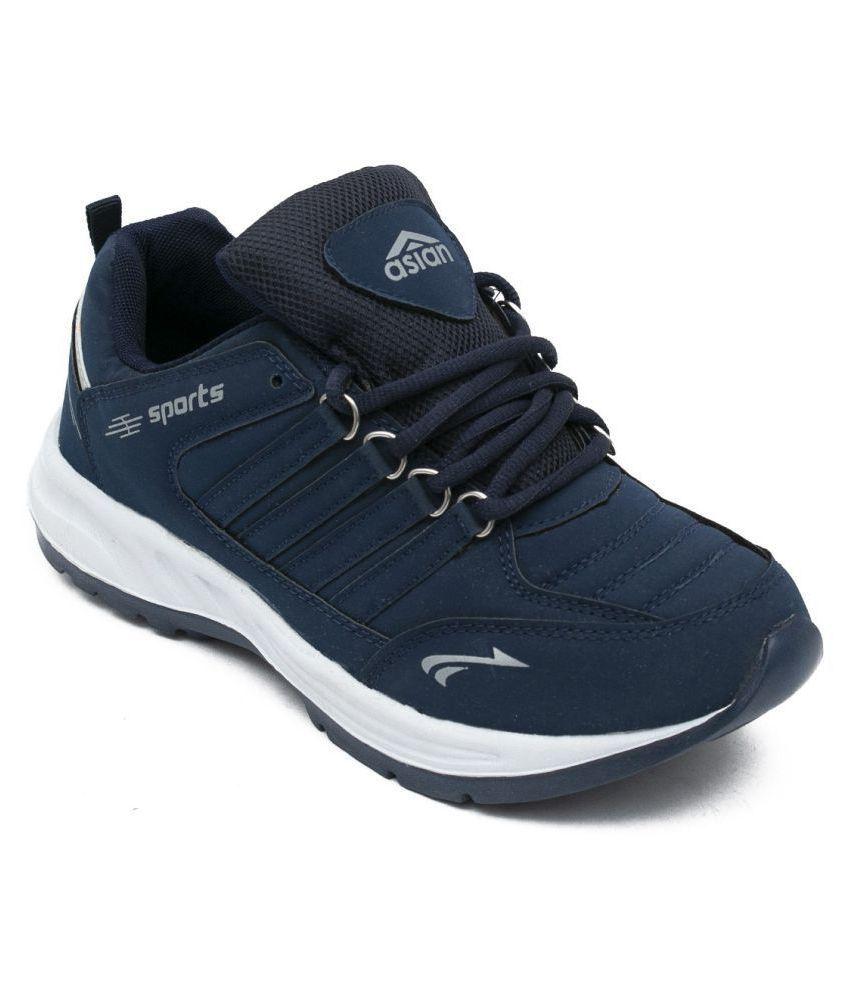 ASIAN Blue Running Shoes