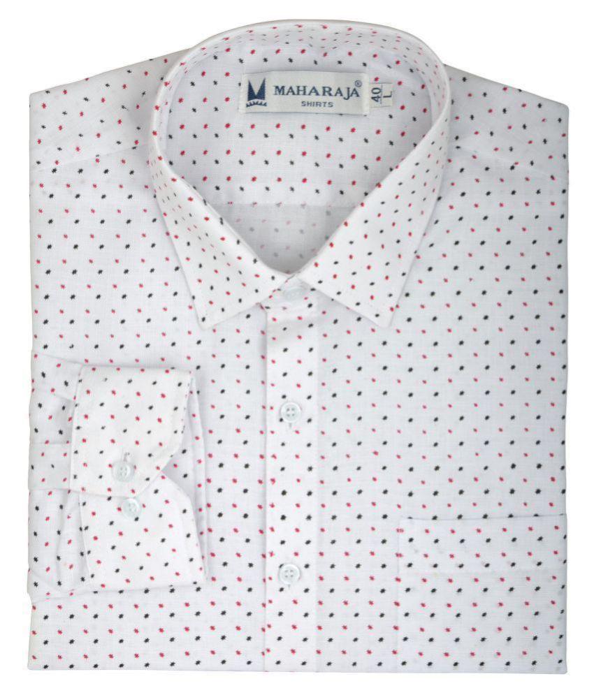 Maharaja Shirt Cotton Blend Shirt