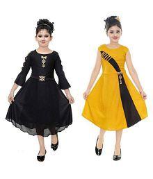 be55ea643 Dresses for Girls UpTo 80% OFF  Girls Dresses