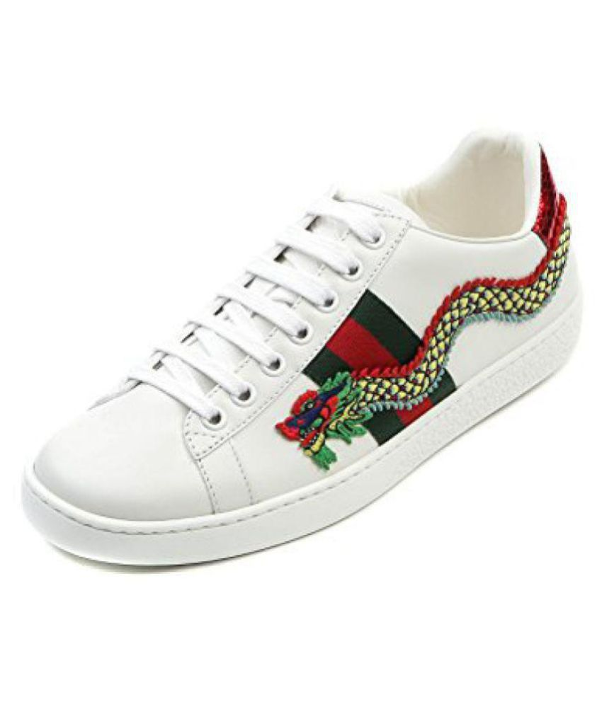gucci sneakers white casual shoes