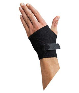 Emm Emm 2 in 1 Thumb With Wrist Support Free Size