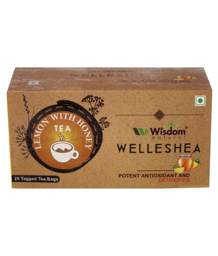 Wisdom Lemongrass Tea Bags 79 gm Pack of 25