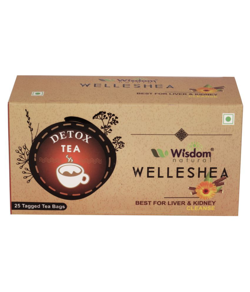 Wisdom Weight Loss Tea Bags 99 gm Pack of 25
