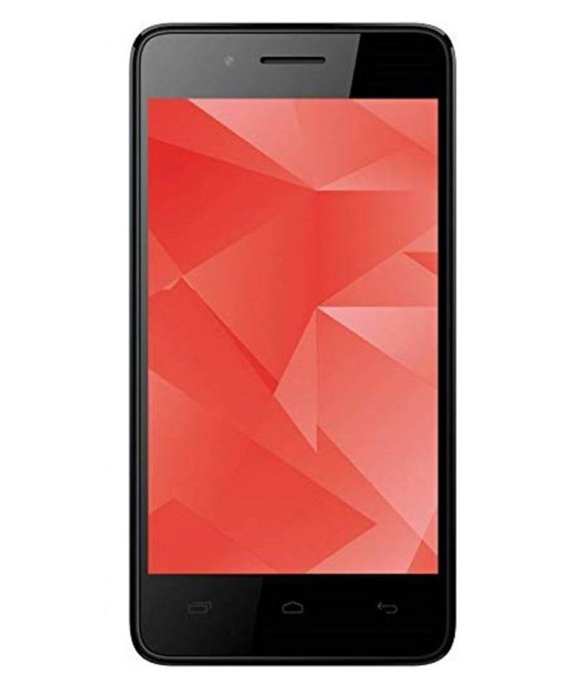 Micromax Bharat 2 Plus ( 8GB , 1 GB ) Black