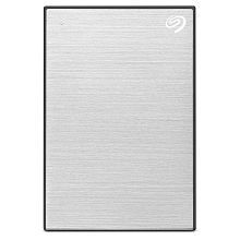 Seagate 4TB Backup Plus Slim Portable External Hard Drive with 3 Offers Inside (Silver) 2019 Edition
